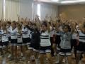 Clase de baile pequeñines de la escuela Libro de texto grauito