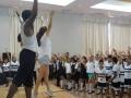 Coreografía de Baile Africano