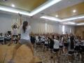 Instruyendo sobre Baile Africano
