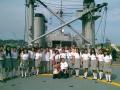 Visita a la VI Región Naval en Manzanillo