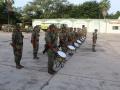 Visita a la XX Zona Militar