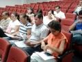 Charla con profesores de la Facultad de Ciencias de la Educación