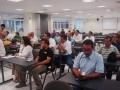 Reunión con empresarios de Manzanillo