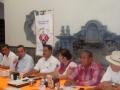 Reunión con integrantes de ACIMAN en Manzanillo