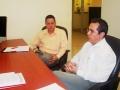 Concertan acuerdos para prestación de servicio social de estudiantes en CIAPACOV
