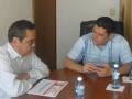 Promover actividades culturales conjuntas Fundación y Ayuntamiento de Manzanillo