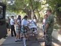 Visita FUCOL-CONALEP XX Zona Militar