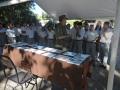 Visita a XX Zona Militar
