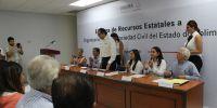 RECIBE FUNDACIÓN UCOL, RECURSOS POR PARTE DEL GOBIERNO DEL ESTADO