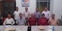 Presidente de la Fundación Ucol, presenta informe anual a Consejo Directivo