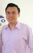 Rogelio Pinto, director general de Vinculación con Egresados