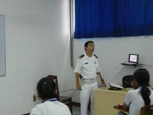 En el Aula Educativa