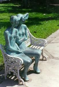 Escultura Alumnos posgrado