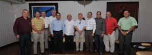 Integrantes de la Fundación presentan avances del programa de becas