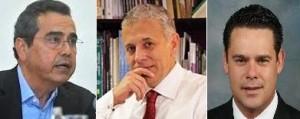 Carlos Salazar se reúne con el investigador Adrián de Garay para trabajar colaborativamente y con Romero Coello con la finalidad de concretar acciones en pro de ambas instancias