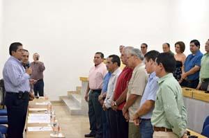Carlos Salazar Silva tomó protesta como nuevo presidente de la Fundación Universidad de Colima