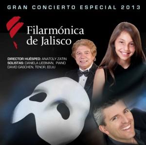 Concierto Filarmónica