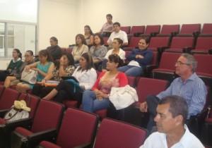Las integrantes de la AMMEC buscan estrechar lazos de colaboración y vinculación con la Fundación Ucol