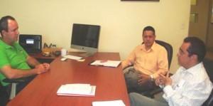 La Fundación UCOL promueve la firma de un convenio de colaboración con CIAPACOV y la Universidad de Colima