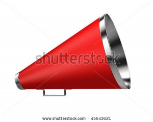 PageLines- stock-photo-megaphone-45643621.jpg