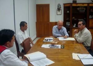 Trabajo conjunto entre API Manzanillo y Fundación UCOL