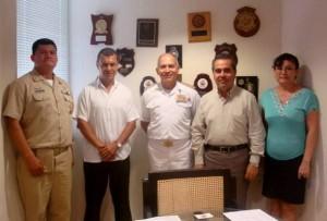 La Fundación UCOL estrecha lazos de cooperación con la Fuerza Naval del Pacífico
