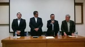 Carlos Salazar Silva, presidente de la Fundación Ucol, rindió su Informe de Actividades 2013