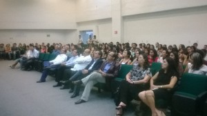Público Conferencia de Antropología