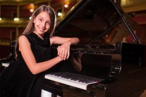 Daniela Liebman, talento mexicano