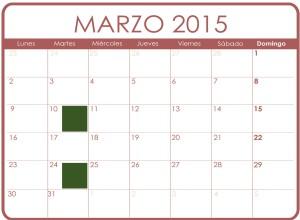 Concierto Mar 15