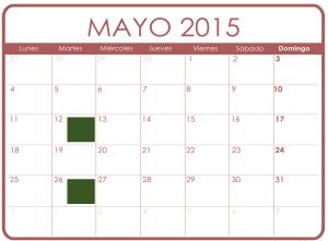 Concierto May 15