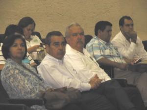 Carlos Salazar en Foro de Egresados