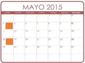 Zona M May 15