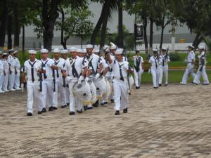 Visita región naval 2