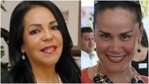 Gilma Suárez Pinell y Dilva Nava Covarruvbias, presidenta y directora general de Coparmex Manzanillo