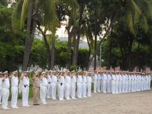 Segunda visita a la región naval 2