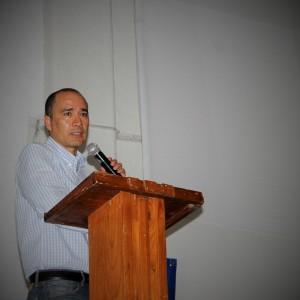 """Dr. Juan Carlos Yáñez, impartió la conferencia """"La buena docencia: retos  y posibilidades"""""""