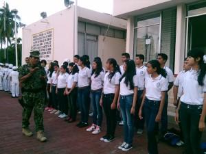 Visita Región Naval 6 Oct 1