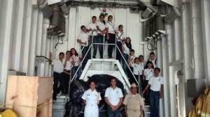 Visita Región Naval 6 Oct 2