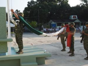 Segunda Visita Zona Militar 1
