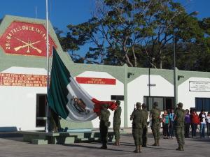 Zona Militar 1 Dic