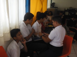 Curso Primeros Auxilios 12 May 15