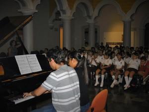 Concierto Jóvenes Talentos 11 Jun