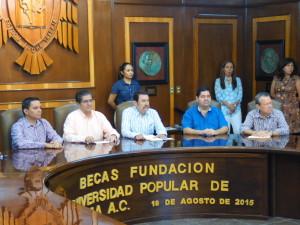 Becas IUBA