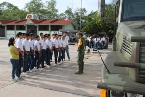 Zona Militar 8 Dic