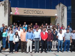 """45 alumnos del Bachillerato Técnico No.28 de la Universidad de Colima recibieron beca de titulación por parte del Consorcio Minero """"Benito Juárez"""" Peña Colorada y la Fundación UCOL"""