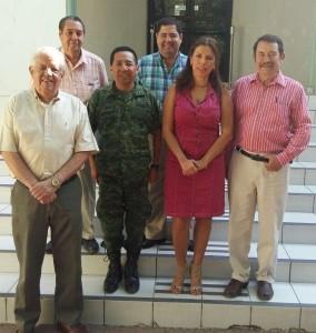 Refrendan trabajo colaborativo Fundación UCOL, SEP y XX Zona Militar